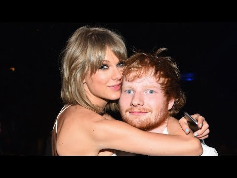 Ed Sheeran DENIES Fan Theory That Taylor...