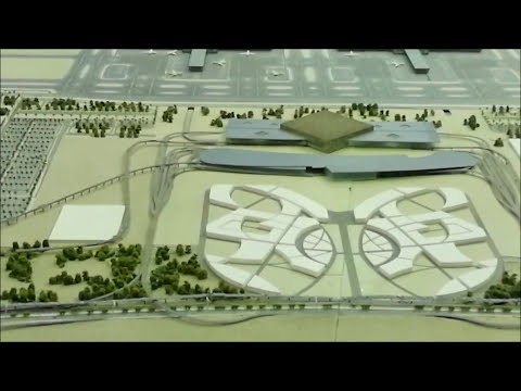 Dubai South, Expo 2020 district & Al Maktoum International Airport