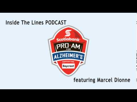 Inside The Lines Podcast - Marcel Dionne