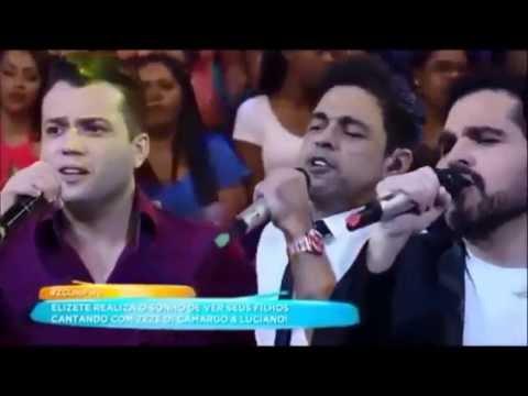 Zezé Di Camargo e Luciano -  Pedras (ao vivo)