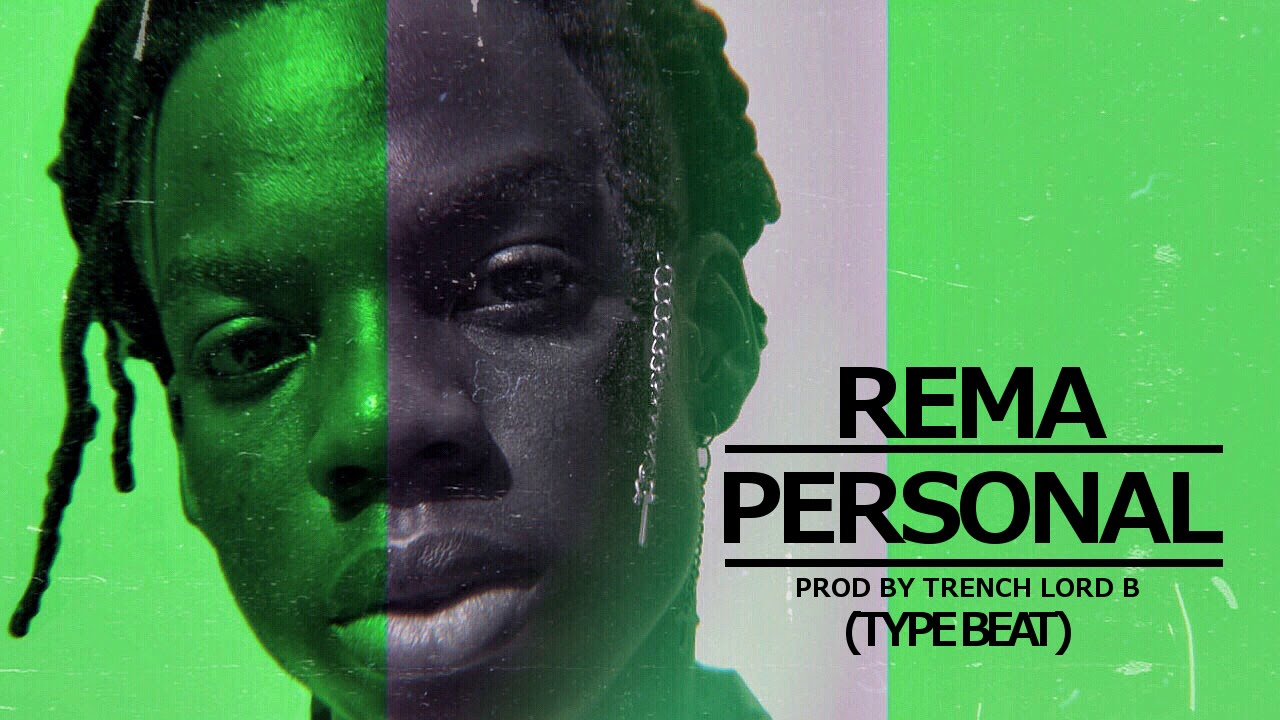 "Download Rema - ""Personal"" 