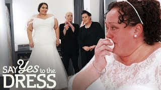 The Most Stunning Plus Size Gowns! | Curvy Brides Boutique