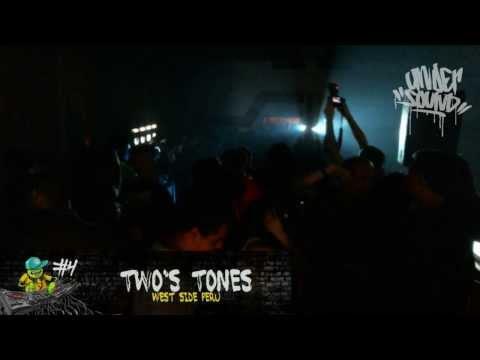 UNDERSOUND #4 - TWO'S TONES - LIVE SET 10/08/2013 - UNDERSOUND TV