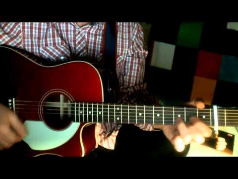 American Pie (The Day The Music Died) ~ Don McLean - Madonna ~ Cover w/ Fender Sonoran SCE CAR