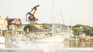 A wakeboarding road trip across the Carolinas, USA. | Carolina Crossing