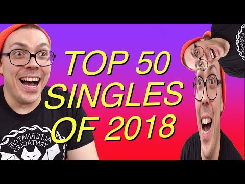 Top 50 Singles of 2018 Mp3