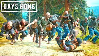 Days Gone - The Ultimate Freaker Hunting Rifle  Days Gone Free Roam Gameplay 31