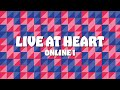Live At Heart Online - Channel 1 - Saturday 3/3