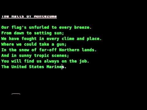 mr lytles class   marine corps lyrics