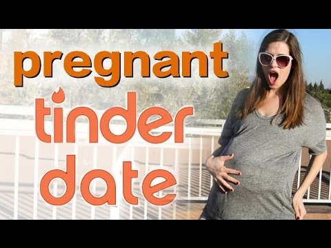 Pranking Tinder Dates I'M PREGNANT!!!