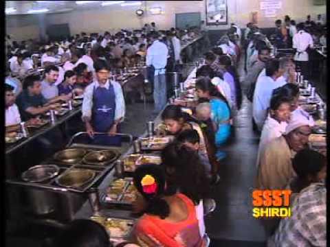 Shirdi Sai Sampoorna Darshan PART = 8,shirdi bhojnalaya,landi bagh,live