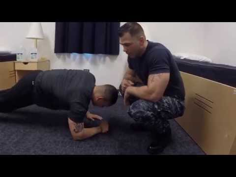 Military Muscle | Barracks Workout #1 - Elijah Maine ft. Fernan