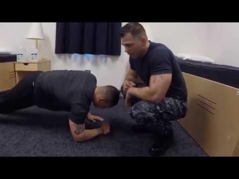Military Muscle | Barracks Workout #1 - Elijah Maine ft. Fernan
