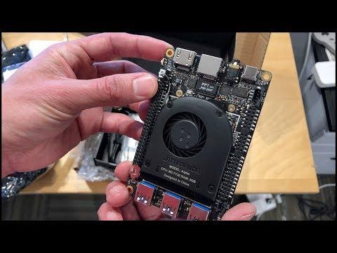 LattePanda Alpha 800 Unboxing - Core M3 Single Board PC With Arduino