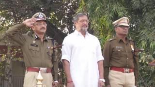 RSP Parade 2016 , Shivaj Nagar Pune Ground with Actor Nana Patekar,...