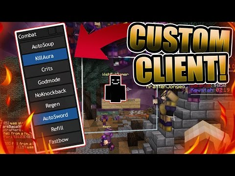 Admin Series #13 - CUSTOM CLIENT FOUND IN SCREENSHARE + HACKER PUT INTO CAGE AT SPAWN!!!