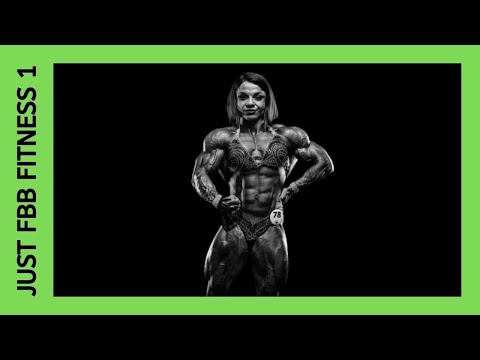 Anastasia Leonova – Female Bodybuilder From Russia