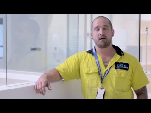 Registered Plumber Tim talks a little about how it's been working on Epworth Geelong