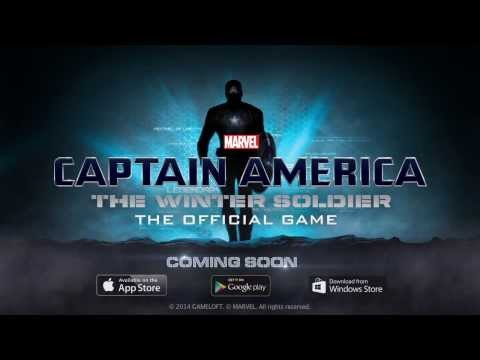 Marvel's Captain America: The Winter Soldier - The Official Game - Trailer 1