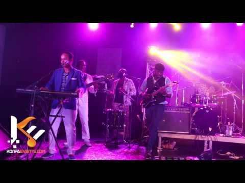 Mass Konpa - Fe Bagay Pou'w gen Rezon Live @ Dock Haussmann Paris | 6/ 3 /17