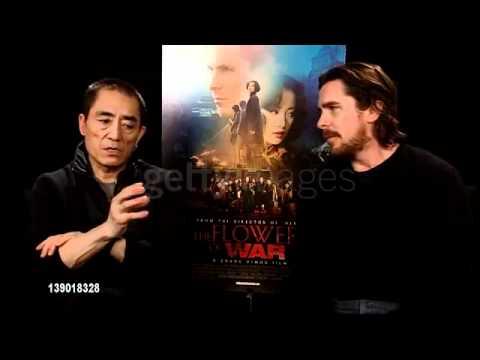 FOW Press Junket Interview : CB & Zhang Yimou