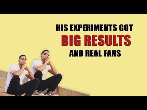 MASSIVE Organic Growth, Why Artists Fail, Music Marketing Experiments & Leveling Up