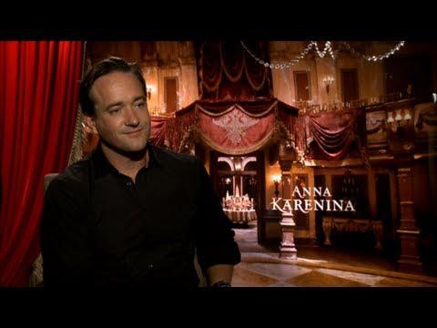 Matthew Macfadyen Says It Was Surreal Being Reunited With Keira Knightley For Anna Karenina