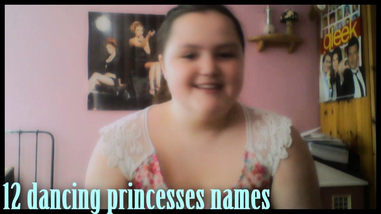12 Dancing Princesses Names Youtube