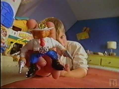Fisher Price Wild West Playset Commercial 1999