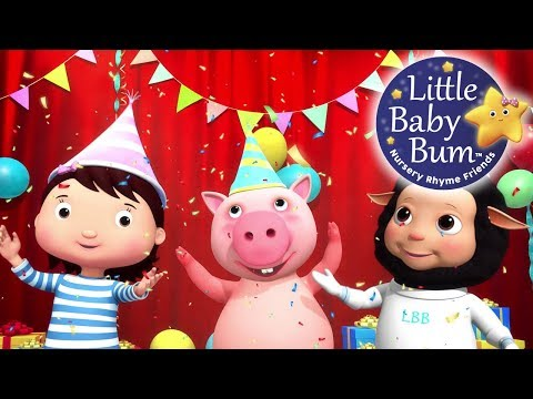 Download Youtube: Party Time Song | Nursery Rhymes | Original Songs By LittleBabyBum!