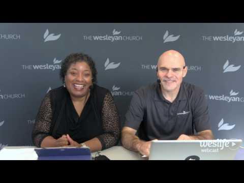 WesLife Webcast - CMAD Discipleship Webinar