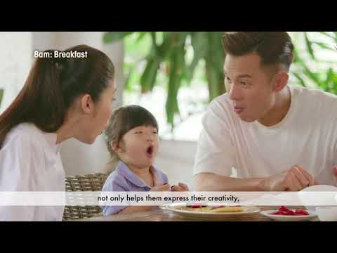 Learn how to foster your child's creativity from creative dad Shaun Chen