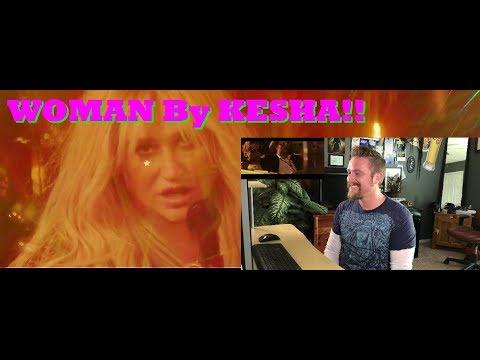 Kesha - Woman (Official Video) ft. The Dap-Kings Horns REACTION VIDEO!!!