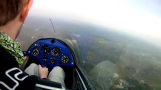 GoZC Pilatus B4 Aerobatics practice 2014