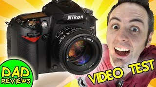 Nikon D90 Video Test   Nikon D90 Review