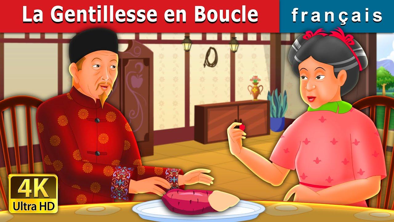 La Gentillesse en Boucle | Kindness in Circles Story | Contes De Fées Français
