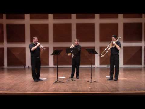 Poulenc - Sonata for Horn Trumpet and Trombone
