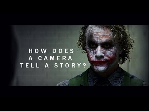 The Dark Knight - How does a Camera tell a story?