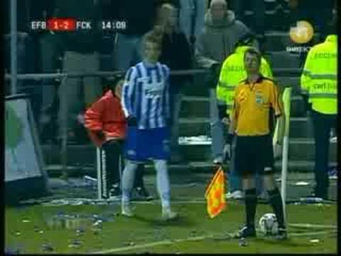 Esbjerg fB 2 – 2 FC København (16th April 2008)