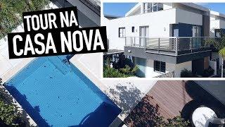 TOUR NA CASA NOVA PRONTA!!!