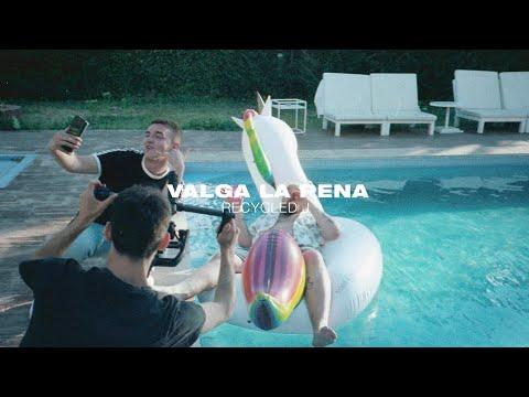 Recycled J - VALGA LA PENA (Video Oficial)