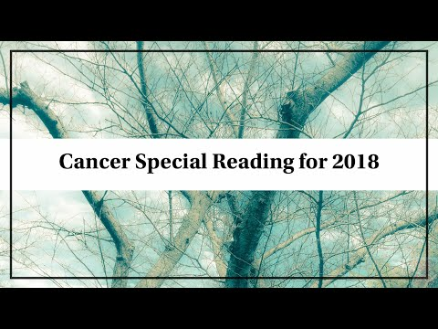 Cancer - 12-Month Spread December Special Reading: New Sprea