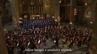 Andrea Bocelli - Sacred Arias - Va pensiero - Rabszolgák kórusa - Nabucco - Magyar felirattal