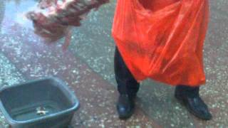 Видео пособие - разделка туши барана