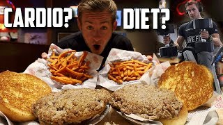 FULL DAY OF AN EATING CHALLENGE!