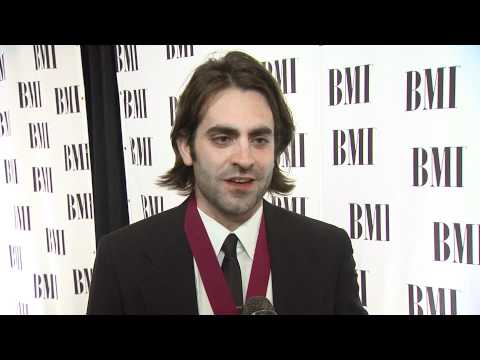 Jared Tankel of the Budos Band Interview - The 2011 BMI Pop Awards