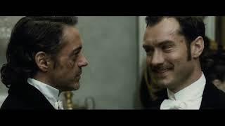 Шерлок Холмс  Игра теней Размышления Холмса Приглашение для Мориарти