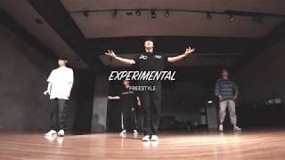 Freestyle Class : EXPERIMENTAL