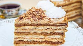Торт «Арлекин» рецепт медово-слоеного торта – Коллекция Рецептов