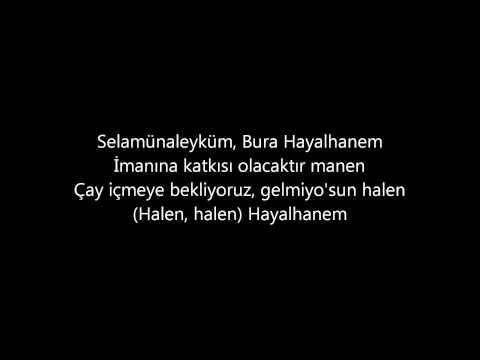 Mehmet Ede - Burası Hayalhanem (Lyrics / Sözleri) - [Maceracı~Burak]